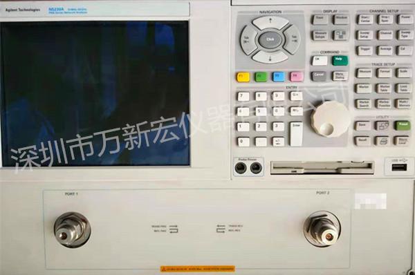 万新宏安捷伦N5230A维修分享网络分析仪