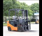 平衡重电动叉车2吨 节能环保 食品医药专用