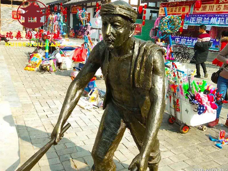 德阳雕塑厂家,雕塑价格,卡通人物动物雕塑,瑞森定制厂家