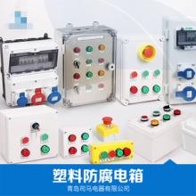 塑料防腐电箱 塑料配电箱 防腐电箱 厂家直销 品质保证批发