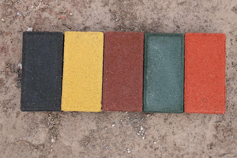 透水砖园林透水砖 红色透水砖人行 透水砖园林透水砖红色透水砖