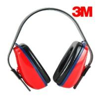 3M1425防护耳罩噪音耳罩