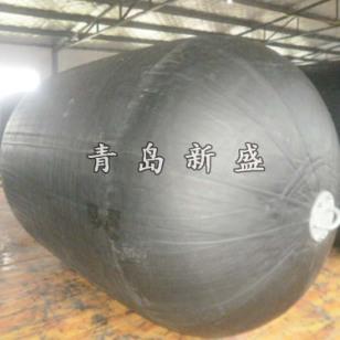 船用防撞橡胶充气靠球图片