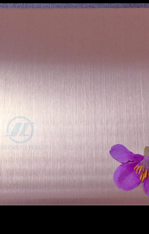 304不锈钢电镀古铜拉丝板批发-供应商-厂家 不锈钢拉丝古铜厂家