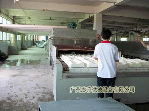 乳胶片微波干燥机