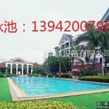 大连别墅泳池装修公司13942007989