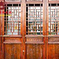 云南中式仿古门窗定做厂家