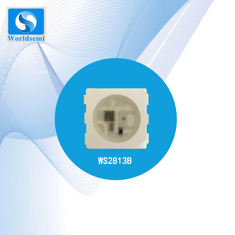 内置灯珠 广东电阻电容内置灯珠厂家 广东内置灯珠价格 WS2813B IC内置灯珠