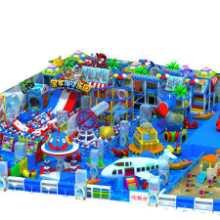 淘气堡儿童乐园室内设备游乐场设施 大型滑梯组合拓展乐园 淘气堡生产厂家图片