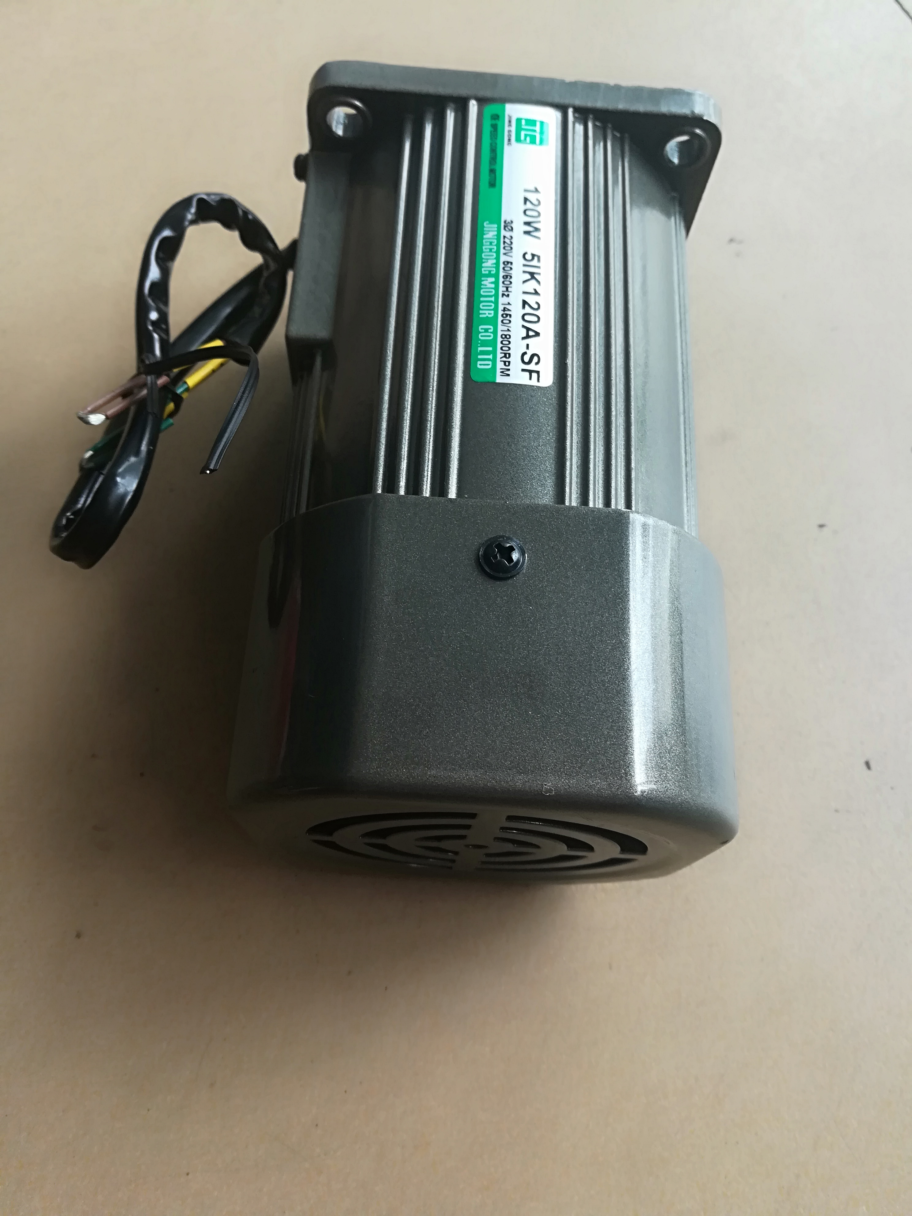 供应精工JG120W光轴减速电机5IK120A-YF