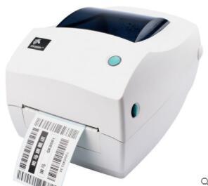 zebra斑马条码标签打印机吉安工厂GK888T
