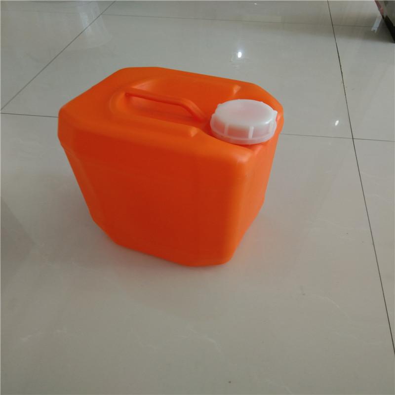 富航10升塑料酱油包装桶,储存周转桶