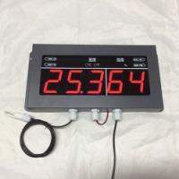 智能温湿度报警显示仪  大屏温湿度报警器