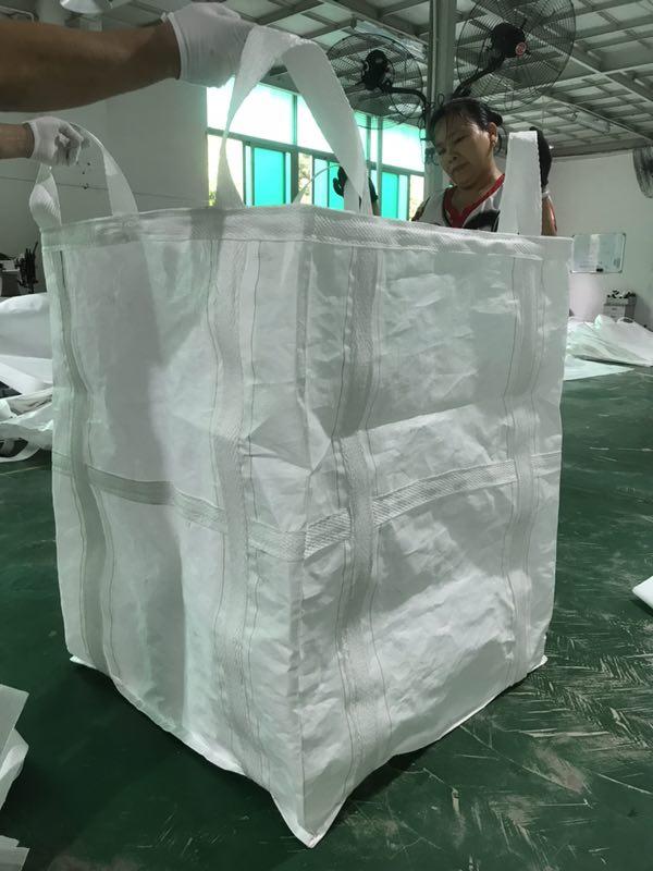 深圳威赢吨袋厂装铜耐磨大号订制吨包袋 集装袋 吨袋