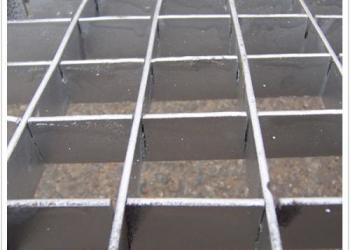 钢格板生产厂家直销镀锌钢格板图片