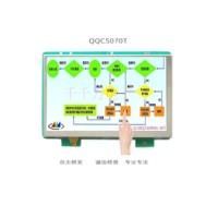 7寸工业触摸液晶显示器/宽屏点阵800*480 千千万电子7寸工业触摸显示器