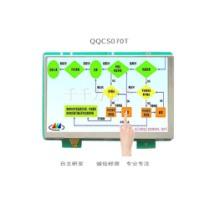 7寸工业触摸液晶显示器/宽屏点阵800*480 千千万电子7寸工业触摸显示器图片