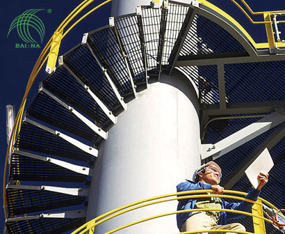 楼梯踏步板 佰纳金属制品之楼梯踏步板