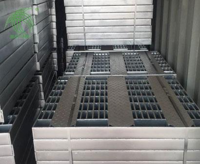 佰纳金属制品之 重载型钢格栅板