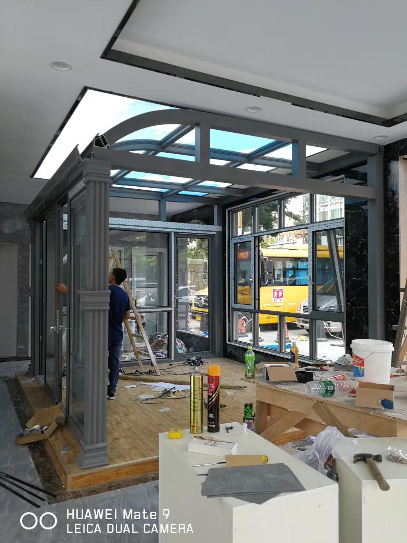 欧式阳光房定制-阳光房厂家制-阳光房价格-阳光房 欧式阳光房