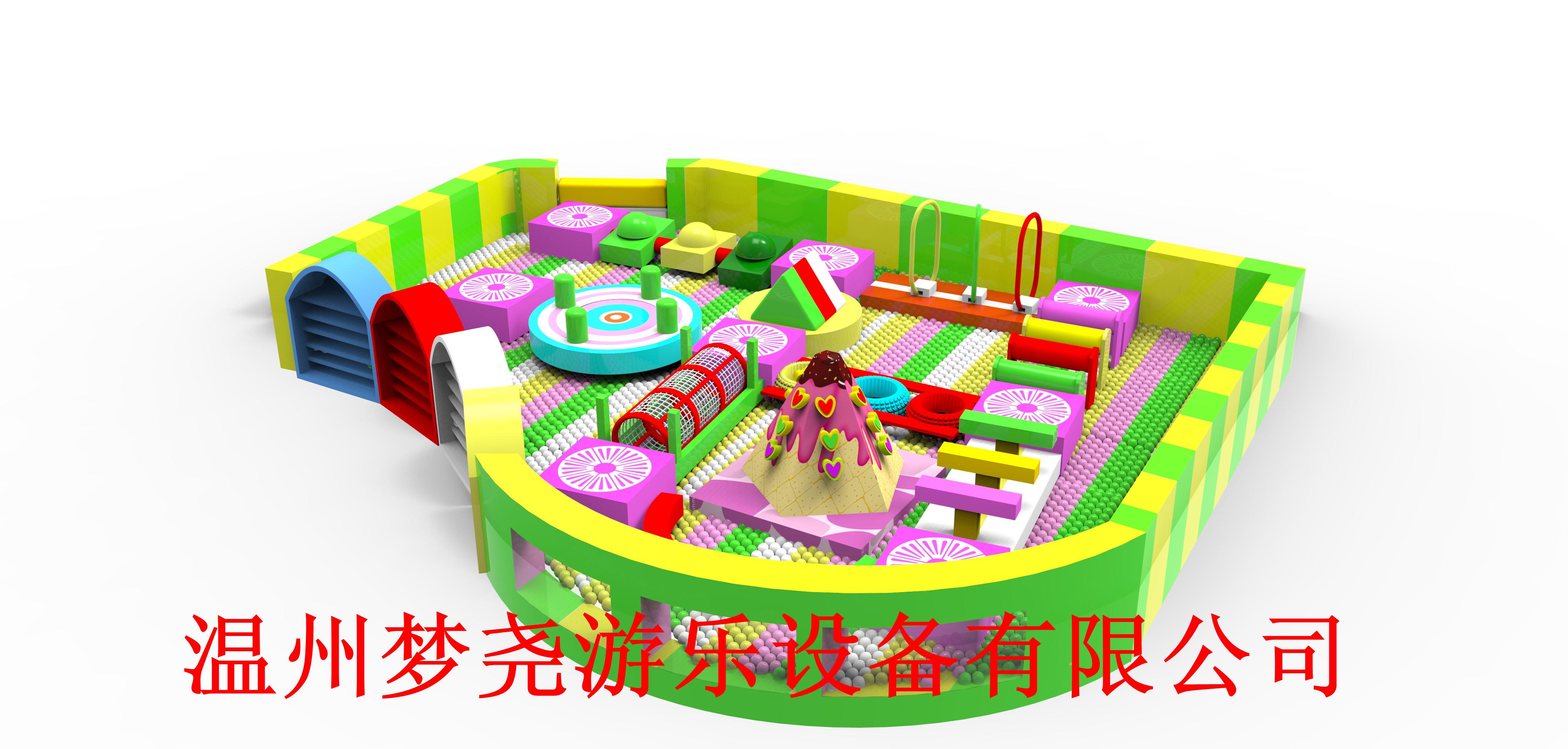 淘气堡儿童乐园室内设备游乐场设施 大型滑梯组合拓展乐园 淘气堡生产厂家 儿童乐园生产厂家 云南儿童乐园生产厂家