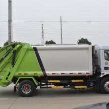 压缩式垃圾车厂家直销图片