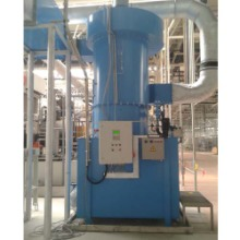 机械制造车间粉尘处理设备有科朗兹文丘里湿式除尘器图片