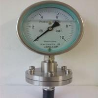 河南专业生产隔膜压力表厂家
