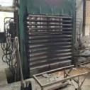 人造板二手热压机图片