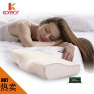 零压力记忆棉枕芯图片