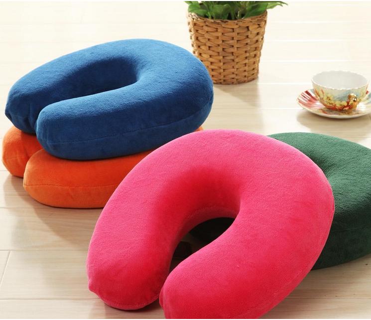 水星家纺 太空U型枕