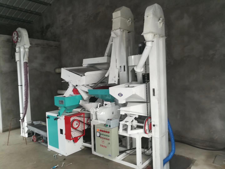 成套组合碾米机厂家 清远碾米机厂家 增城组合碾米机  湛江流动组合碾米机