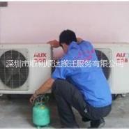 深圳赤尾村拆装空调图片