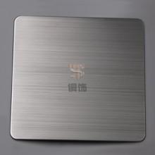 201彩色不锈钢拉丝板 供应拉丝不锈钢板 不锈钢定制板批发