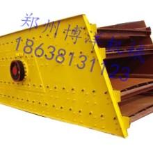 砂石筛分设备圆振动筛 砂石生产线设备供应厂家 郑州博洋图片