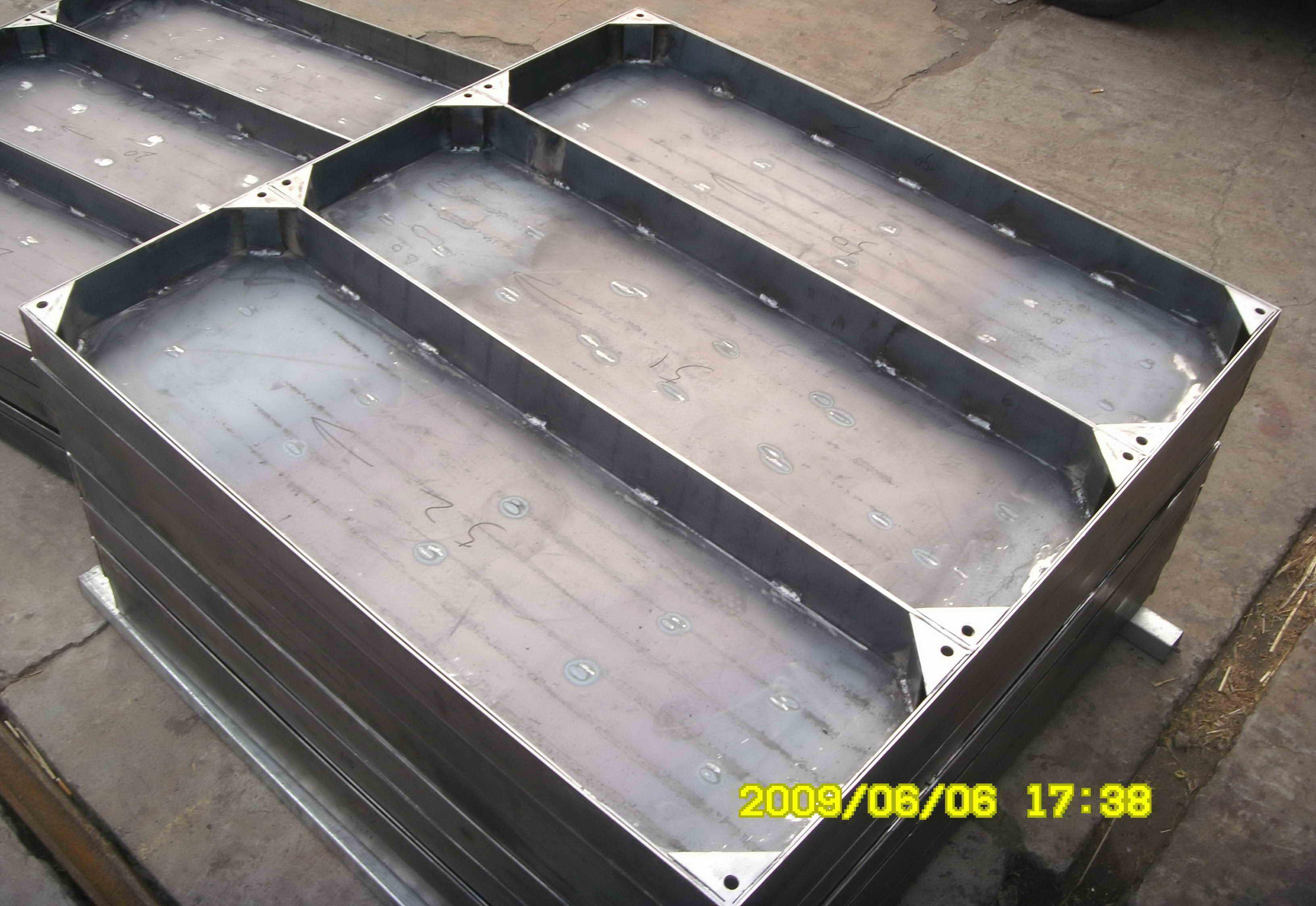集美不锈钢井盖供应商  304/201 不锈钢井盖报价    不锈钢下水道井盖质量保证