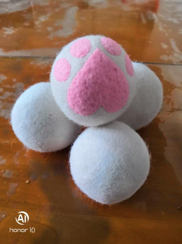 羊毛球    干燥球 毛毡球
