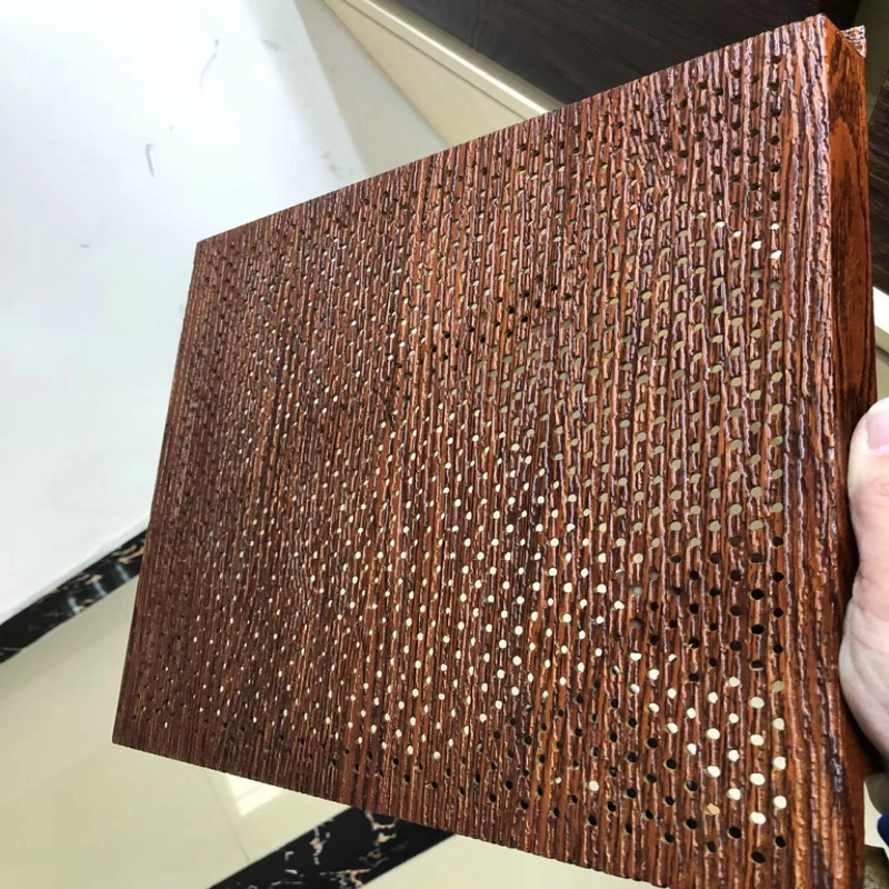 3D木纹铝单板 厂家直销品质有保障