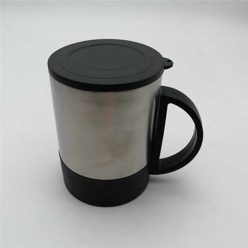 永康小口杯手柄杯不锈钢杯马克杯 咖啡杯优质厂家直销