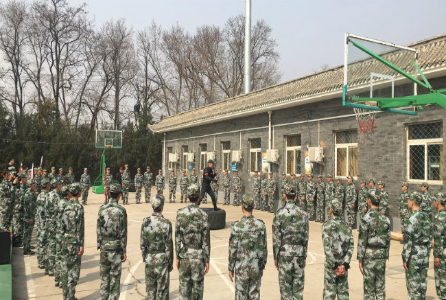 北京军事体验基地  北京军事化培训中心