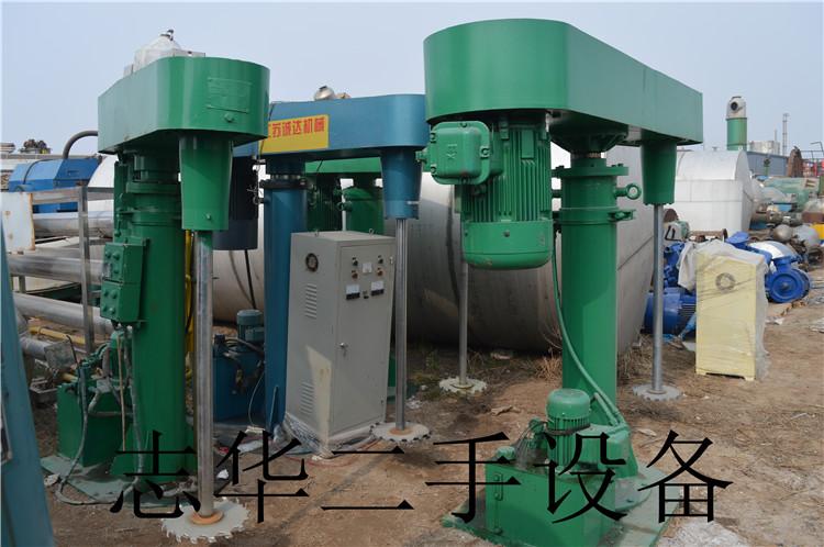 二手高速分散机回收 价格 济南二手高速分散机 优质供应商 供应商电话