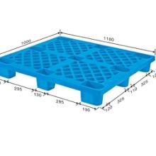 1.2米*1米卡板 叉车卡板 蓝色标准尺寸卡板 塑料托盘供应商量大从优质量保证批发