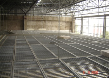 建筑用钢格栅板规格型号建筑钢格栅图片