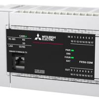 FX5U-32MR/DS 三菱PLC继电器输出型DC24V 广州三菱供应商