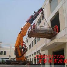 宝山区罗店镇10吨5吨叉车出租罗溪路吊车出租专业搬场设备移位吊装图片