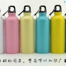 铝杯500ml铝制运动水壶礼品杯子动物图案创意杯广告促销可印字
