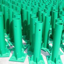 圆立柱,山东法兰立柱厂家直买厂家直销报价价格 喷塑立柱