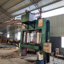 出售木模板生产设备有15层3*6尺热压机两台,冷压机一台,刮灰机1台,自动锯边机一台,12米铺装线2条,1吨蒸汽锅炉批发