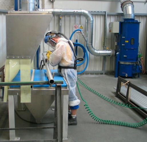 科朗兹文丘里湿式除尘器专为铝镁抛光打磨粉尘安全过滤保驾护航