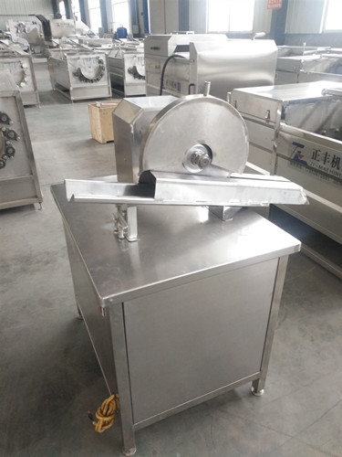 猪蹄专用劈半机设备 猪蹄专用劈半机 劈半机 猪蹄劈半机 分半机